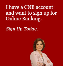 Online Banking at CNB of Texas
