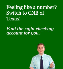 Switch to CNB of Texas